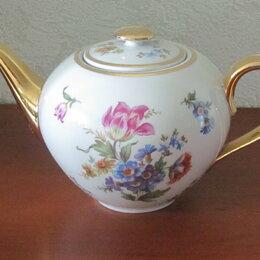 Сервизы и наборы - Чайник из чайного сервиза  ГДР, 0