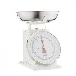 Аксессуары для готовки - Весы кухонные 4 кг кремовые Living, 0