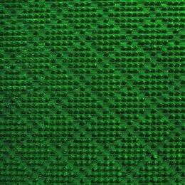 Садовые дорожки и покрытия - Покрытие щетинистое Baltturf Ромб 263 Зеленый 0,9x15 м, 0