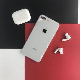 Мобильные телефоны - iPhone 8 Plus Silver 64gb бу Ростест, 0