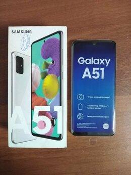 Мобильные телефоны - Смартфон Samsung Galaxy A51 4/64Gb, 0