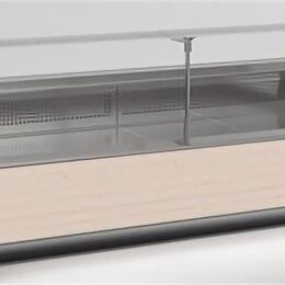 Холодильные витрины - Витрина холодильная Toscana Quadro 2500, 0