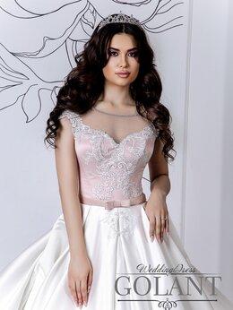 Платья - Атласное свадебное платье Мелори размер от 42 до…, 0