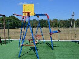 Игровые и спортивные комплексы и горки - Детский уличный комплекс в загородный дом , 0