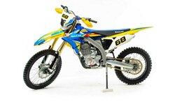 Мотоблоки и культиваторы - Кроссовый мотоцикл MotoLand (Мотолэнд) RMZ 250…, 0