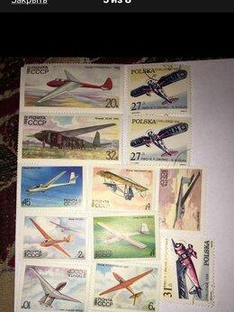 Марки - Почтовые марки разных стран , 0
