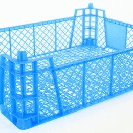 Корзины, коробки и контейнеры - Грибной ящик (пластиковый ящик) , 0