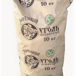 Уголь - Древесный уголь 10 кг, 0
