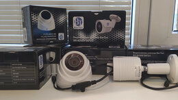 Видеокамеры - Камеры видеонаблюдения 2 Мп AHD, 0