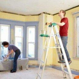 Архитектура, строительство и ремонт - Услуги по поклейки обоев, шпаклёвка, оштукатуривание покраска стен и потолков, 0