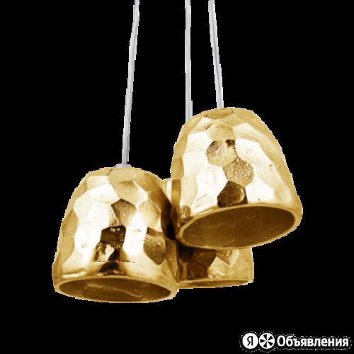 Светильник подвесной Triplet Lay по цене 11880₽ - Люстры и потолочные светильники, фото 0