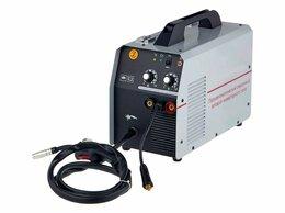 Сварочные аппараты - Сварочный полуавтомат Grau SAIWM-135 MIG/MAG/MMA, 0