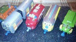 Детские железные дороги - Чаггинтон паровозик, 0