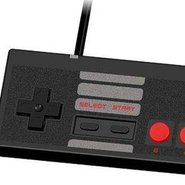Рули, джойстики, геймпады - Геймпад проводной DOBE (TY-839) (NES), 0