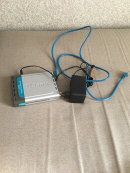 Проводные роутеры и коммутаторы - Маршрутизатор d link dl 604, 0