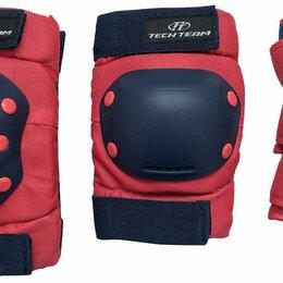 Спортивная защита - Набор защиты Tech Team Safety line 900, 0