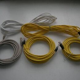 Кабели и разъемы - Патч-корды 5м QQ, 0