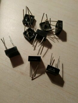 Радиодетали и электронные компоненты - Диодные мосты, 0