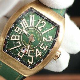 Наручные часы - FRANCK MULLER VANGUARD GREEN AUTOMATIC V45 , 0