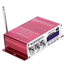 Усилители и ресиверы - Цифровой усилитель звука для колонок, 0