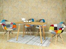 Столы и столики - Стол обеденный Milano Eames 120*70*74, 0