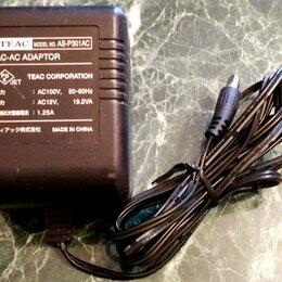 Кабели и разъемы - TEAC AS-P301AC - AC-AC адаптор, 12V / 100V, 1250mA, 0