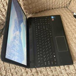 Ноутбуки - Sony vaio SVE1513, 0