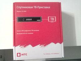 ТВ-приставки и медиаплееры - Комплект спутникового ТВ МТС, 0