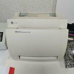 Принтеры, сканеры и МФУ - Принтер черно белый лазерный Hp laserjet 1100, 0