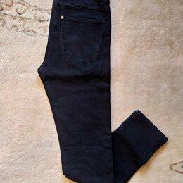 Джинсы - Черные джинсы мужские H&M, 0