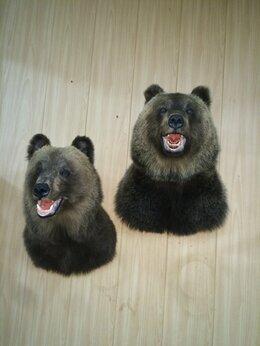 Рога, шкуры, чучела животных - Продам чучело бурого медведя по грудь(кейп на…, 0