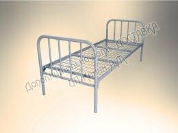 Кровати - Кровать металлическая одноярусная Бюджет, 0
