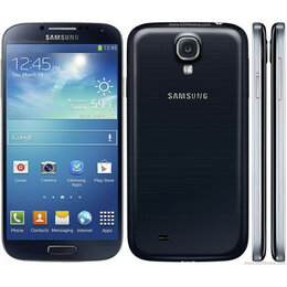 Мобильные телефоны - Samsung Galaxy S4 (9505) Black Оригинал, 0