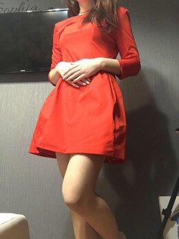 Платья - Красное платье, 0