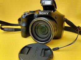 Фотоаппараты - Фотоаппарат Sony Cyber-shot DSC-H100, 0
