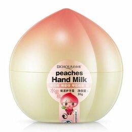 Уход за руками - Увлажняющий крем для рук с ароматом персика,…, 0