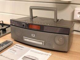 Музыкальные центры,  магнитофоны, магнитолы - Sharp QT-V5ER DVD-CD, 0