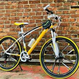 Велосипеды - Велосипед скоростной на литых дисках, 0