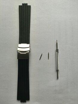 Ремешки для часов - Ремешок каучуковый для Oris Aquis, 0