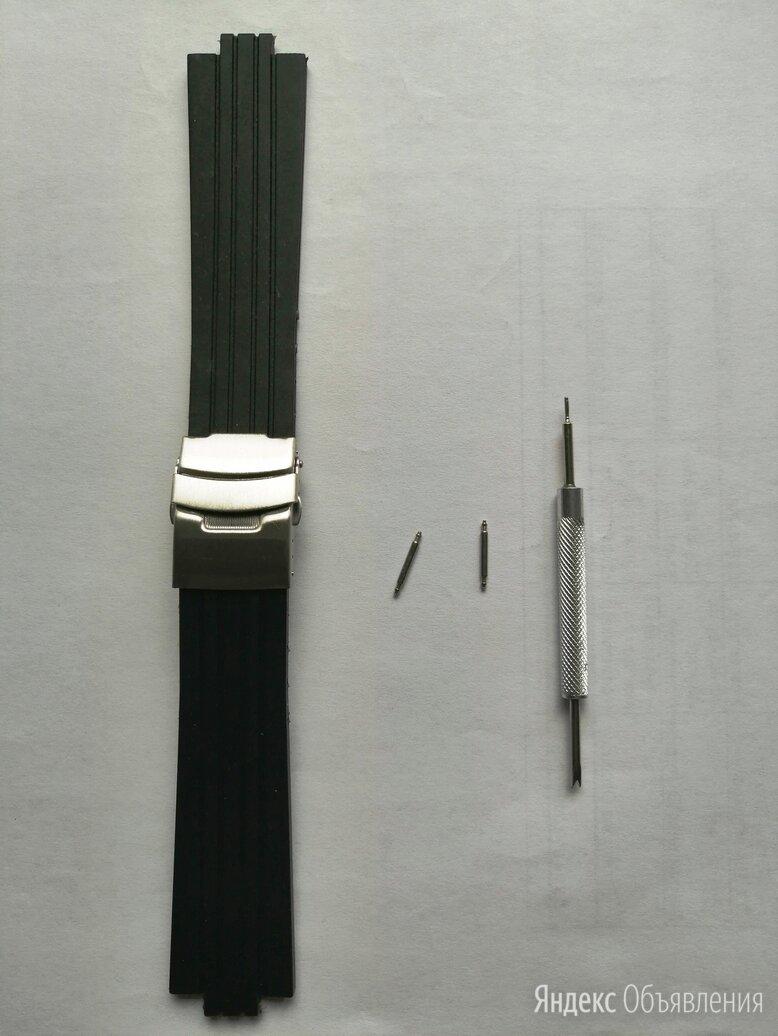 Ремешок каучуковый для Oris Aquis по цене 1300₽ - Ремешки для часов, фото 0