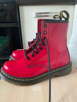 Ботинки - Ботинки Dr. Martens женские, 0