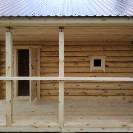 """Готовые строения - Баня 6 на 5 """"под ключ""""  Ручная рубка из бревна., 0"""