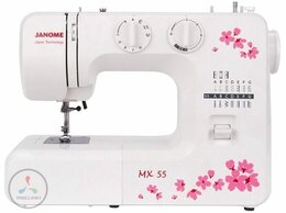 Швейные машины - Швейная машина Janome MX 55, 0