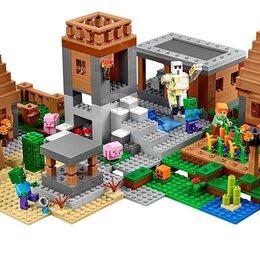 Конструкторы - Minecraft Bela 10531 Большая Деревня, 0