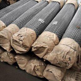 Заборчики, сетки и бордюрные ленты - Продается сетка рабица оцинкованная Льгов, 0