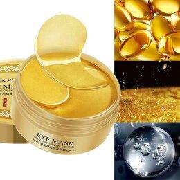 Маски - Патчи с золотом и спирулиной Venzen Eye mask, 0