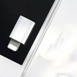 Зарядные устройства и адаптеры - Переходник Micro USB - Lightning, 0
