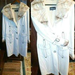 Пальто - Пальто натуральная кожа зима, 0