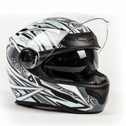 Мотоэкипировка - Шлем THH TS - 44#3 BLK/WHT (S), 0
