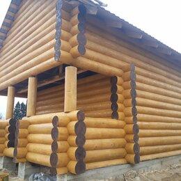 Готовые строения - Срубы из бревна ручной рубки, 0